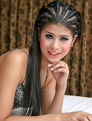 Super hot ladyboy babe!