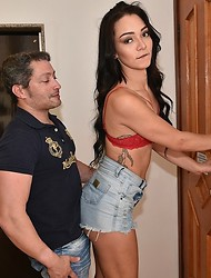 Hanna Rios and Erick Fire
