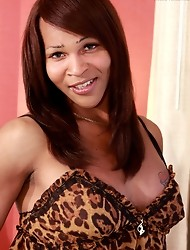Layia Lovely is a sexy new t-cougar from Indiana. She looks great for her age and she has a pretty big cock that has years of experience!